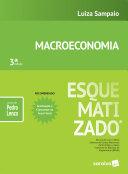 Macroeconomia esquematizado - 3ed - Coleção esquematizado ®