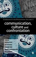Communication  Culture and Confrontation