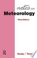 Notes on Meterology