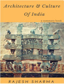 Architecture & Culture of India Pdf/ePub eBook