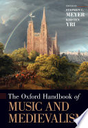 The Oxford Handbook of Music and Medievalism Book