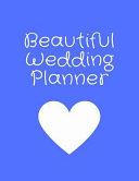 Beautiful Wedding Planner Book