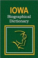 Iowa Biographical Dictionary