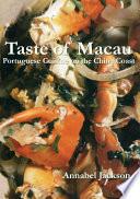 Taste Of Macau Book PDF