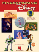 Fingerpicking Disney (Songbook)