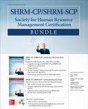 SHRM-CP/SHRM-SCP Certification Bundle