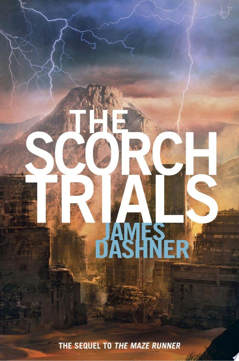 The Scorch Trials (Maze Runner, Book Two) image