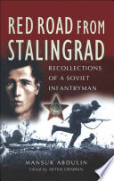 Red Road From Stalingrad Book PDF
