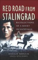 Red Road from Stalingrad [Pdf/ePub] eBook