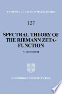 Spectral Theory of the Riemann Zeta Function