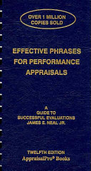 Effective Phrases for Performance Appraisals