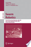 Swarm Robotics Book