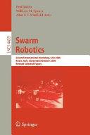 Pdf Swarm Robotics