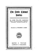 The Little Colonel Stories