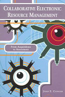 Collaborative Electronic Resource Management Book PDF