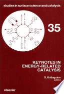 Keynotes In Energy Related Catalysis Book PDF