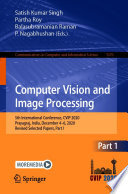Computer Vision and Image Processing Book