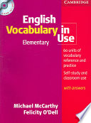 """English Pronunciation in Use Elementary Book with Answers, with Audio"" by Jonathan Marks"