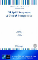 Pdf Oil Spill Response: A Global Perspective