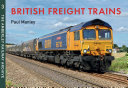 British Freight Trains Moving the Goods