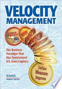 Velocity Management Book