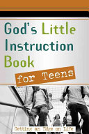 God s Little Instruction Book for Teens