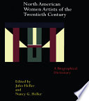 North American Women Artists Of The Twentieth Century Book PDF