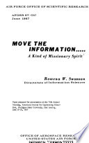 Move the Information