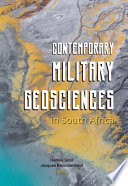 Contemporary Military Geosciences in South Africa