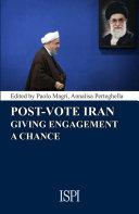 Post-Vote Iran