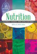 Nutrition: Science, Issues, and Applications [2 volumes]