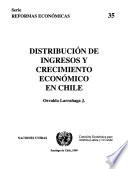 Distribución de ingresos y crecimiento económico en Chile