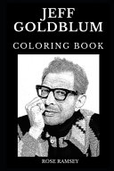 Jeff Goldblum Coloring Book