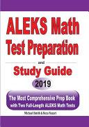 ALEKS Math Test Preparation and Study Guide