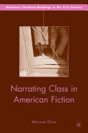 Narrating Class in American Fiction