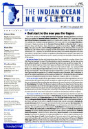Pdf The Indian Ocean Newsletter