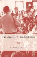 The Legacy of a Freedom School [Pdf/ePub] eBook