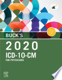 """""""Buck's 2020 ICD-10-CM Physician Edition E-Book"""" by Elsevier"""