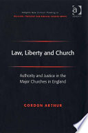 Law  Liberty and Church
