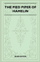 Pdf The Pied Piper Of Hamelin (Folklore History Series) Telecharger
