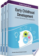 Early Childhood Development  Concepts  Methodologies  Tools  and Applications