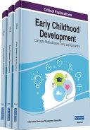 Early Childhood Development: Concepts, Methodologies, Tools, and Applications Pdf/ePub eBook