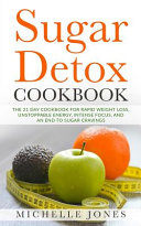 Sugar Detox Cookbook Book