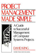 Project Management Made Simple