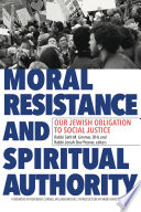 Moral Resistance and Spiritual Authority