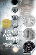 Long Way Down Jason Reynolds Cover