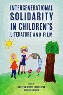 Intergenerational Solidarity In Children S Literature And Film