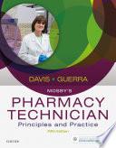 Mosby s Pharmacy Technician E Book Book