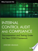Internal Control Audit and Compliance