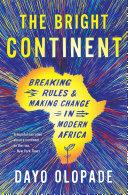 The Bright Continent Pdf/ePub eBook